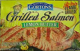 Gorton's Canadian Grilled Salmon